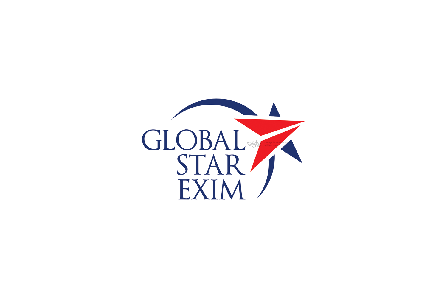 Global Star Exim Logo