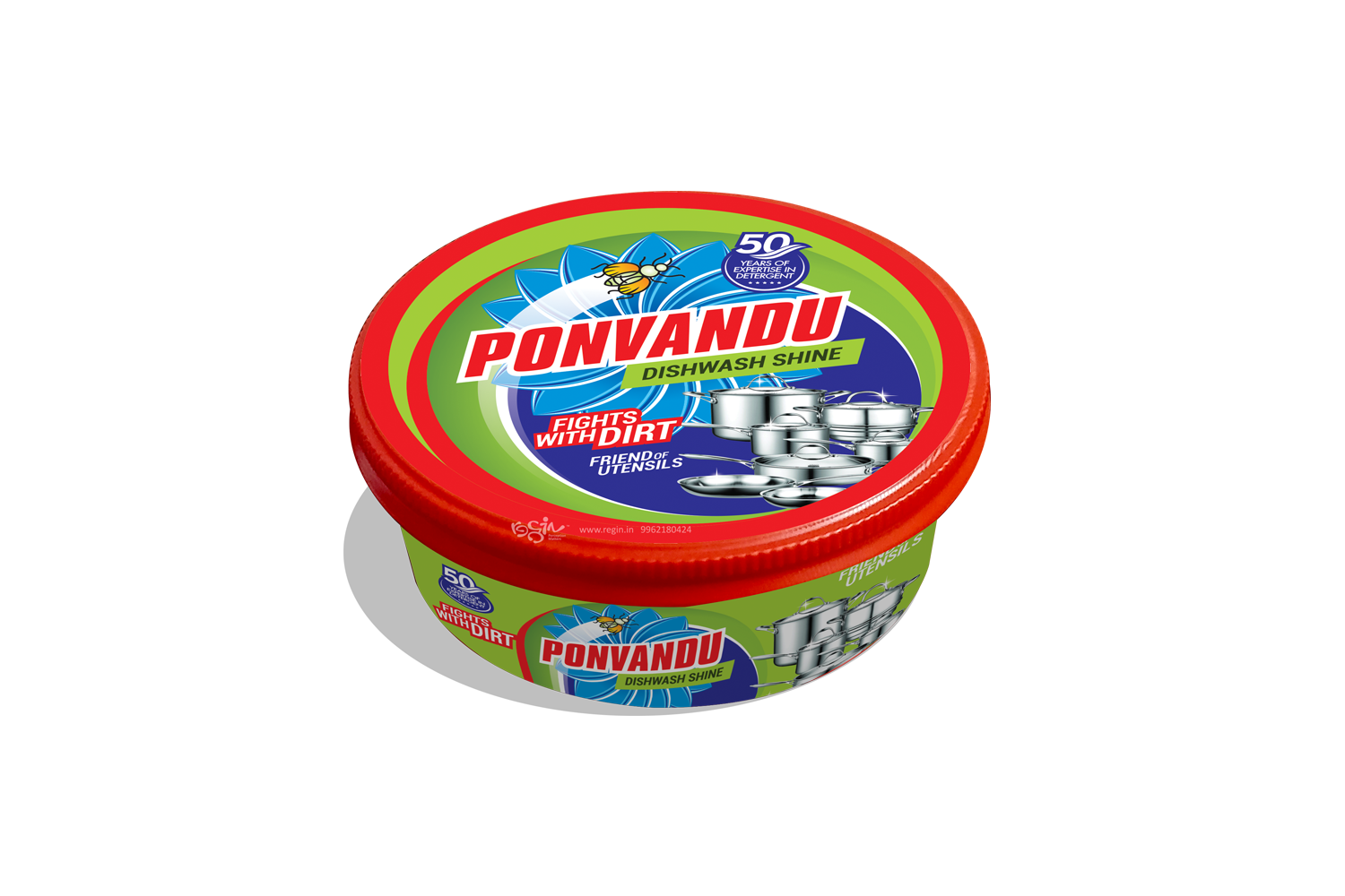 Ponvandu Dishwash bar