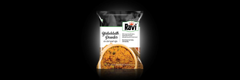 Ravi Spices Packaging | Regin in