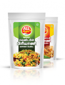 All Right Masala Paste Items