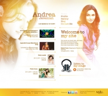 Andrea Jeremiah Official Site