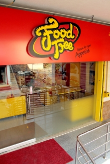 Food Tree Full Branding Design