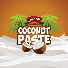 Coconut Paste Product Logo