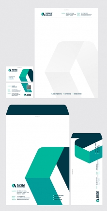 Xaviz Associates - Corporate ID Design