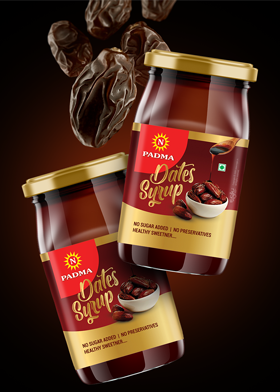 Padma Dates Syrup