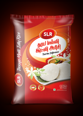 SLR Idly Rice bag