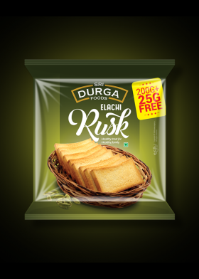 Sri Durga Foods Rusk Design